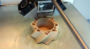 پرینترهای سه بعدی ، خصوصیت روشهای مختلف و مواد مورد استفاده