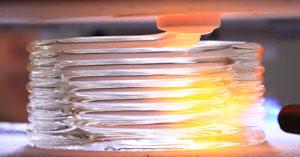 طرز کار پرینترهای سه بعدی – پرینترهای سه بعدی فیلامنتی