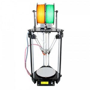 طراحی و ساخت دلتا ربات خطی با کاربری پرینتر سه بعدی دلتا