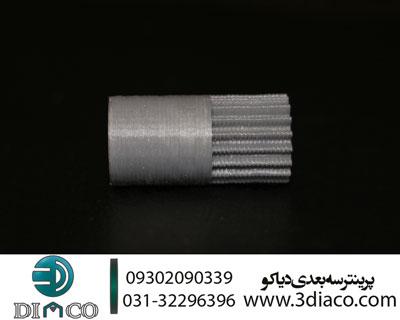 پرینت سه بعدی چرخ دنده 1- پرینترهای سه بعدی اصفهان