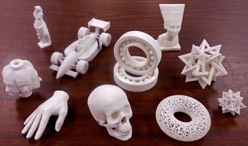 تصاویر محصولات پرینت شده – پرینتر سه بعدی اصفهان