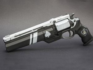 طرح سه بعدی تفنگ