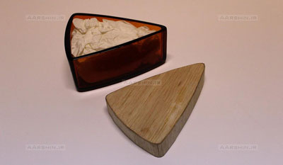 نمونه اولیه بسته بندی پنیرکاله.
