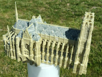طرح سه بعدی ساختمان – طرح پرینت سه بعدی