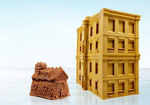 پرینتر سه بعدی در معماری – کاربردهای پرینتر سه بعدی
