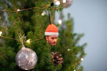 ساخت تندیس برای کریسمس – پرینتر 3 بعدی