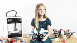 تاثیر پرینت سه بعدی بر آموزش