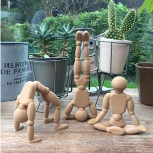 طرح سه بعدی مجسمه ورزشکار