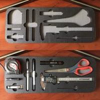 طرح سه بعدی کیف ابزار