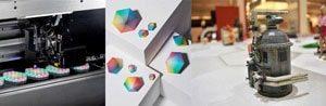 پرینتر سه بعدی با 10 میلیون رنگ