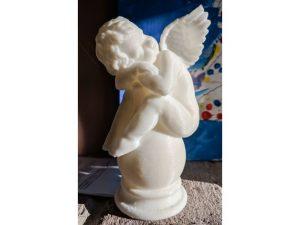 طرح سه بعدی فرشته