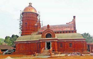 پرینت سقف سه بعدی در هند