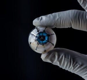 چشم انداز بیونیک سه بعدی