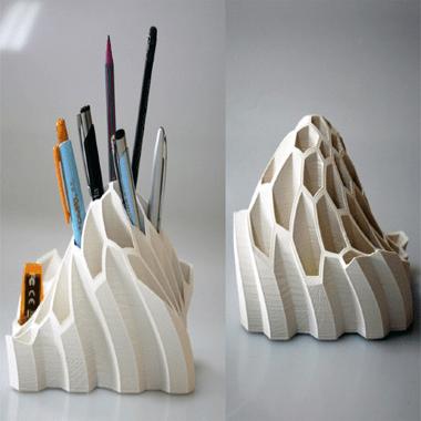 پرینت سه بعدی جاقلمی