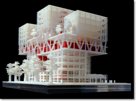 ماکت-ساختمان-1