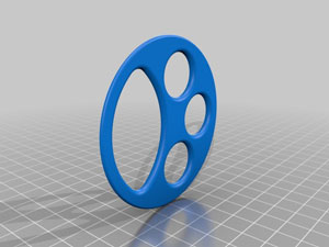 طرح سه بعدی ست بهداشتی