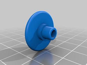 طرح سه بعدی اسپینر