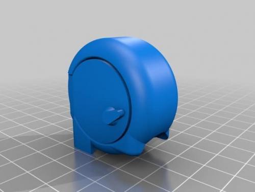 طرح سه بعدی حلزون