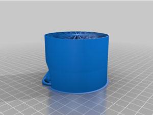 طرح سه بعدی شیر